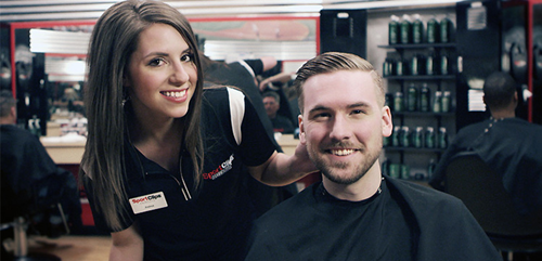 Sport Clips Haircuts of Fleming Island - Town Center Forum Retail  Haircuts