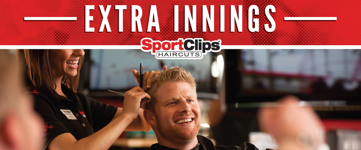 The Sport Clips Haircuts of Fleming Island - Town Center Forum Retail  Extra Innings Offerings